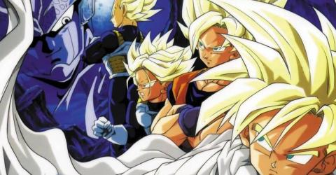 dragon ball gt gotenks. Dragon Ball GT The Story